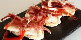 Especial Navidad en Andreu: Cinco recetas con jamón para sorprender