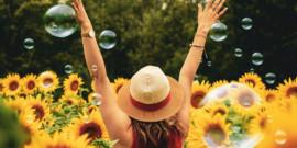 Los 10 hábitos de las personas felices